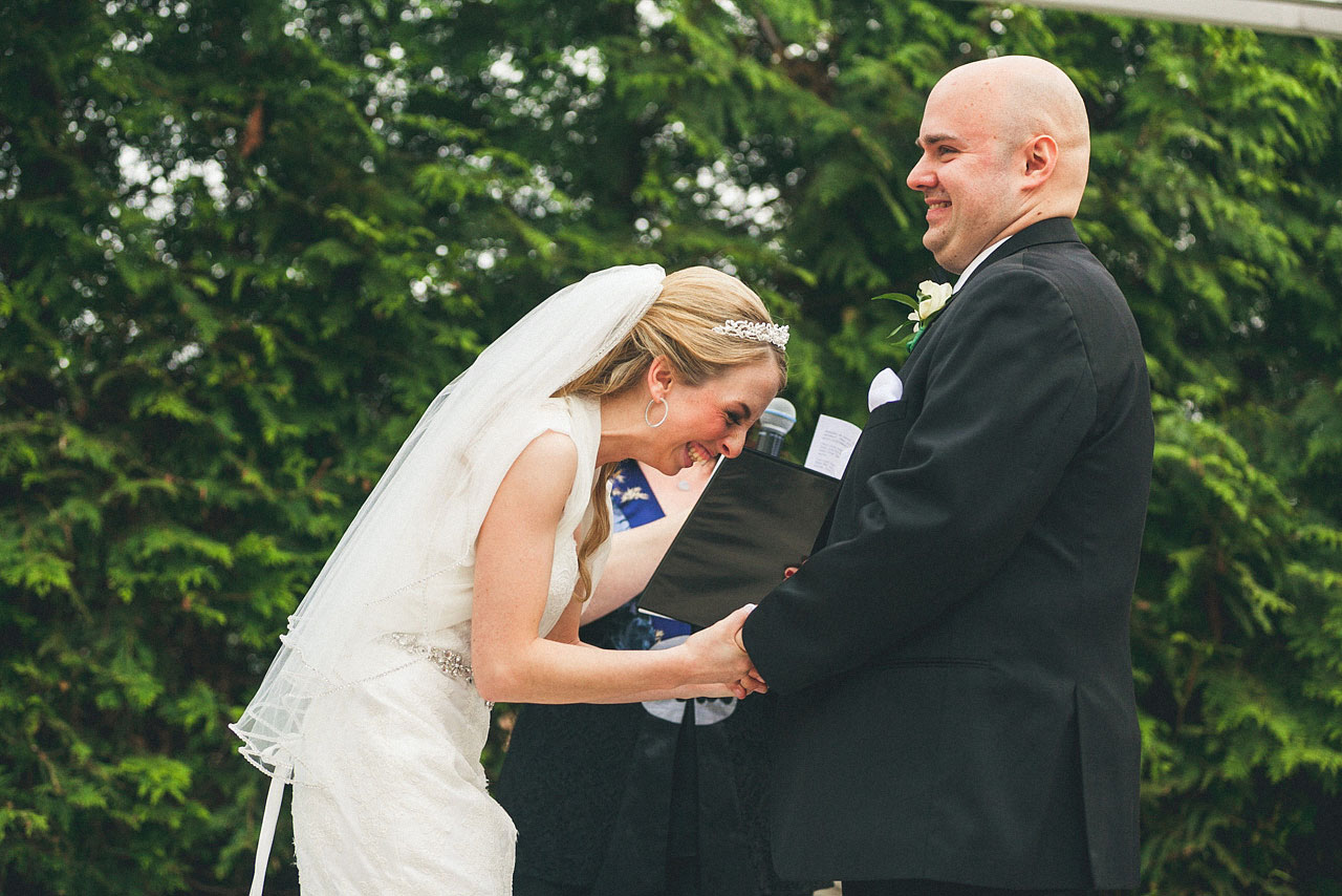Wedding Laugh