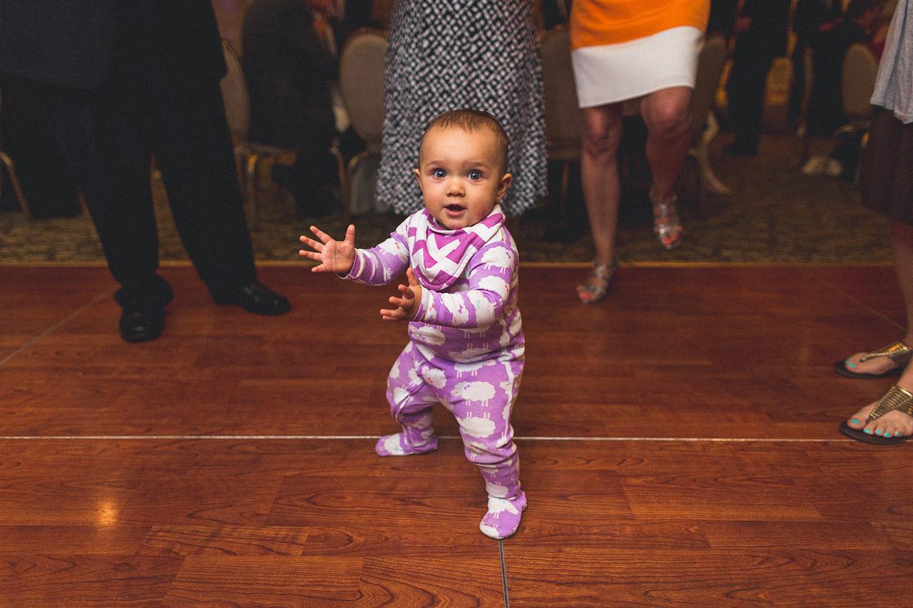 Baby Dancing Wedding