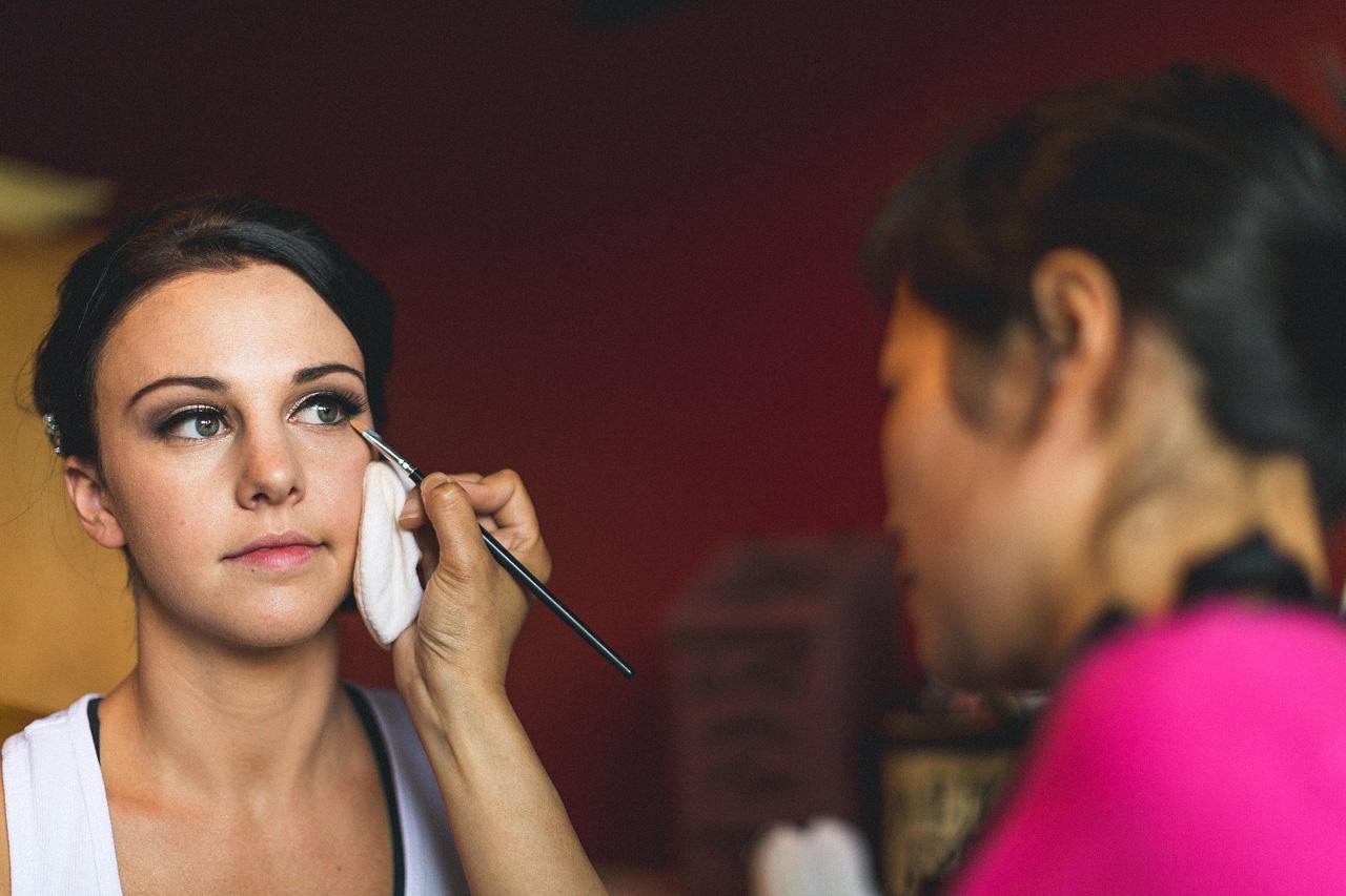Makeup Done