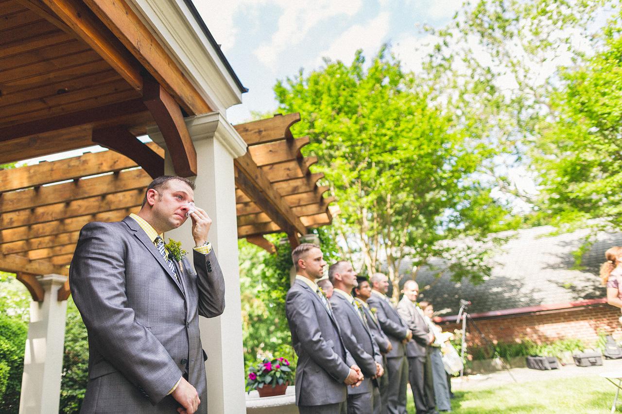 Haddonfield Historical Society Wedding