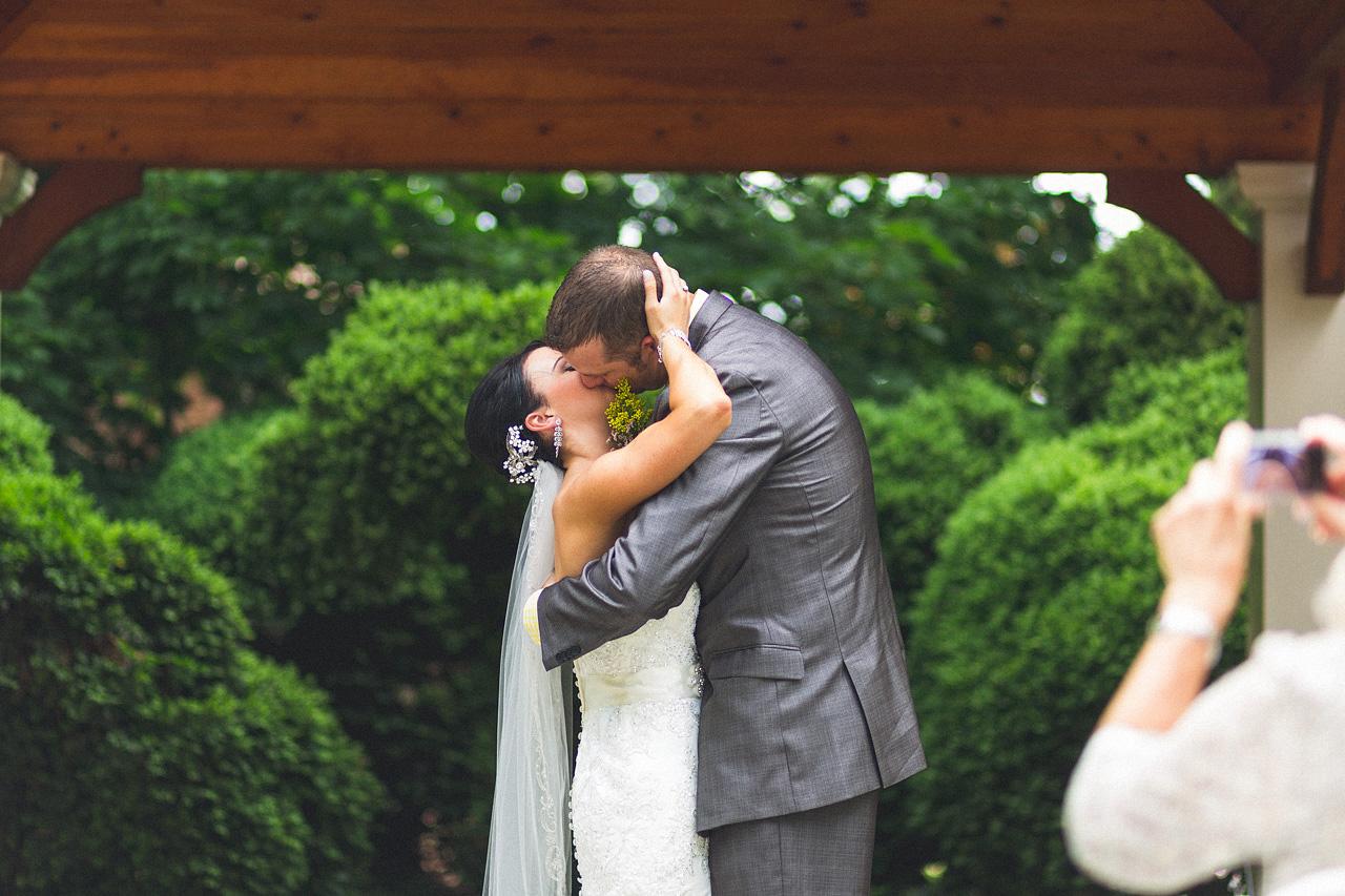 Haddonfield Wedding Ceremony