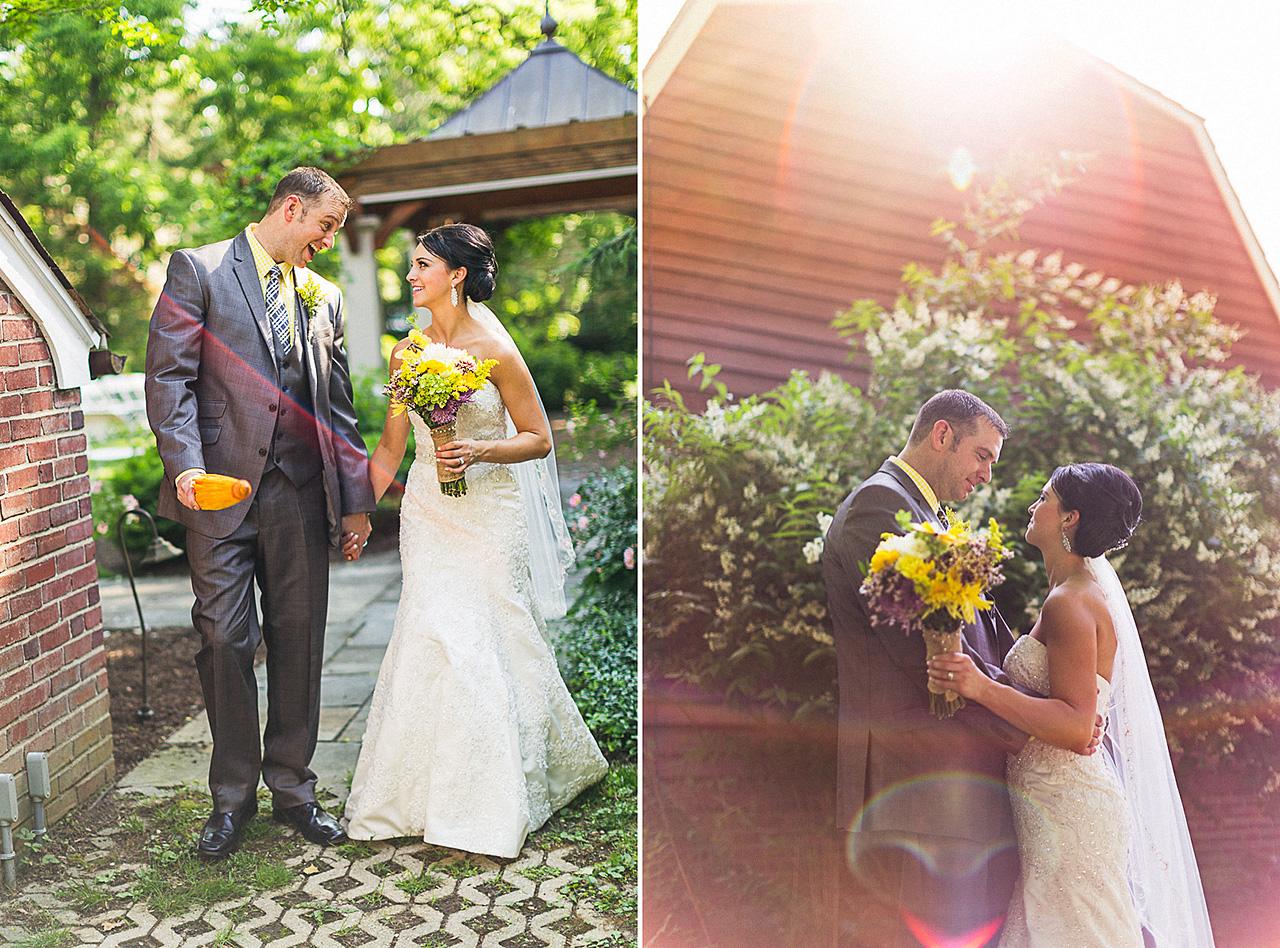 Haddonfield Historical Wedding