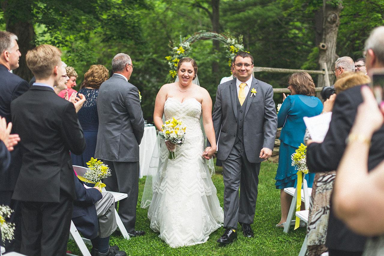 Husband and Wife Wedding