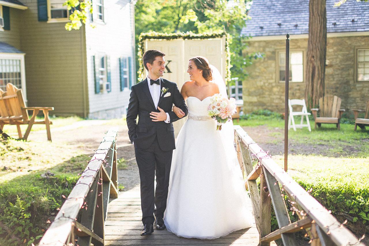 Millrace Pond Wedding