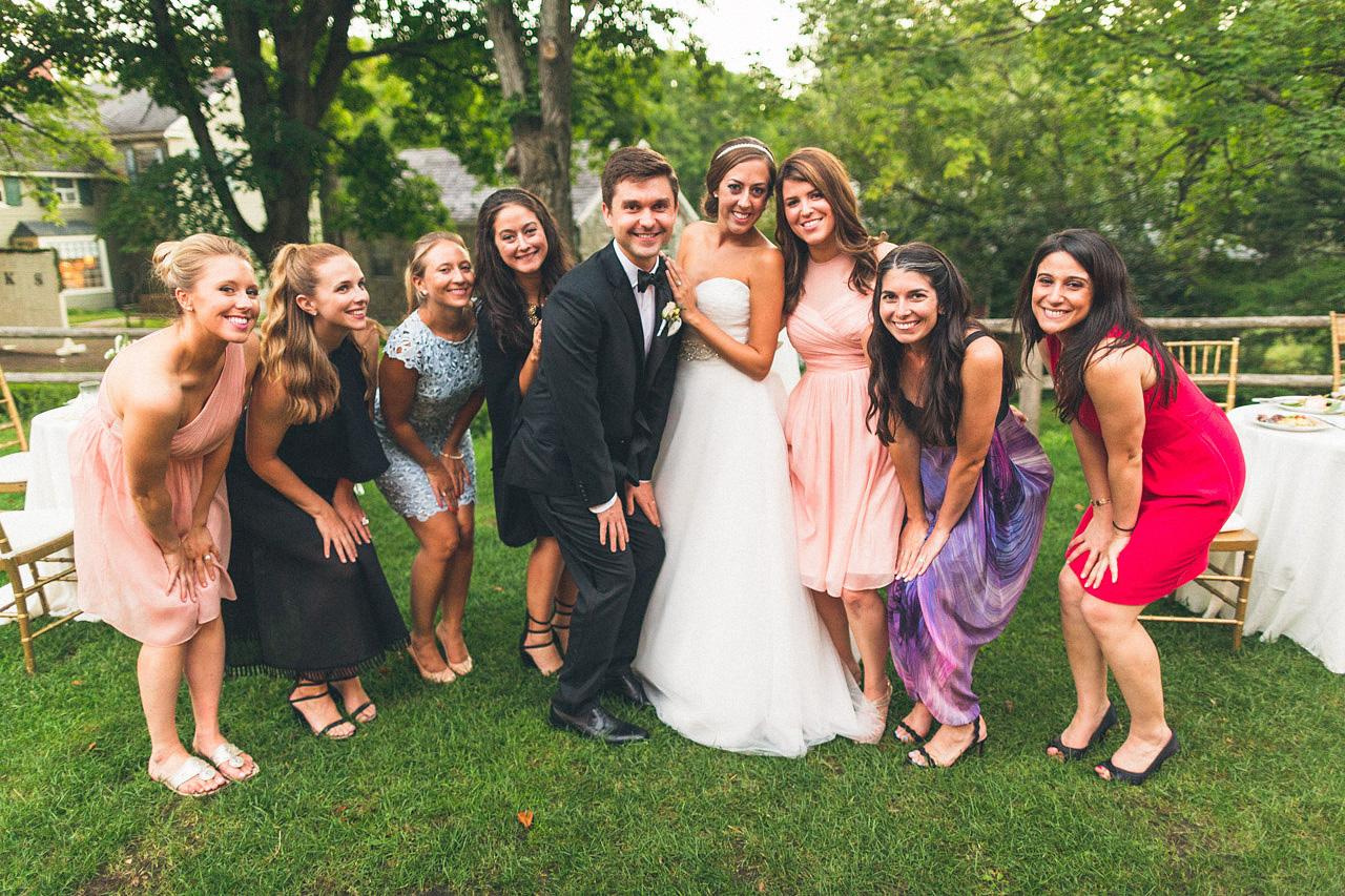 Inn at Millrace Pond Hope NJ Wedding