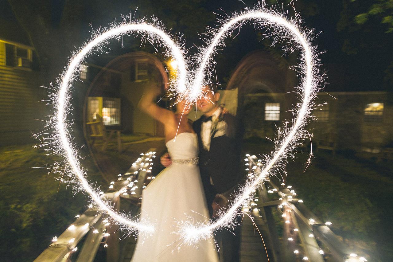 Inn at Millrace Pond Wedding Love