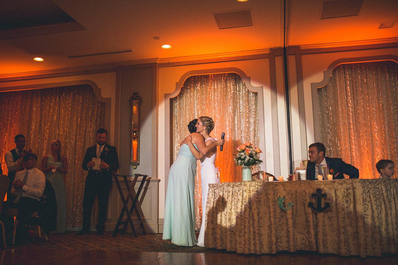 The Mansion on Main Street Wedding Reception