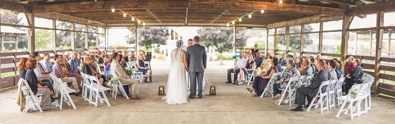 New Jersey Barn Wedding