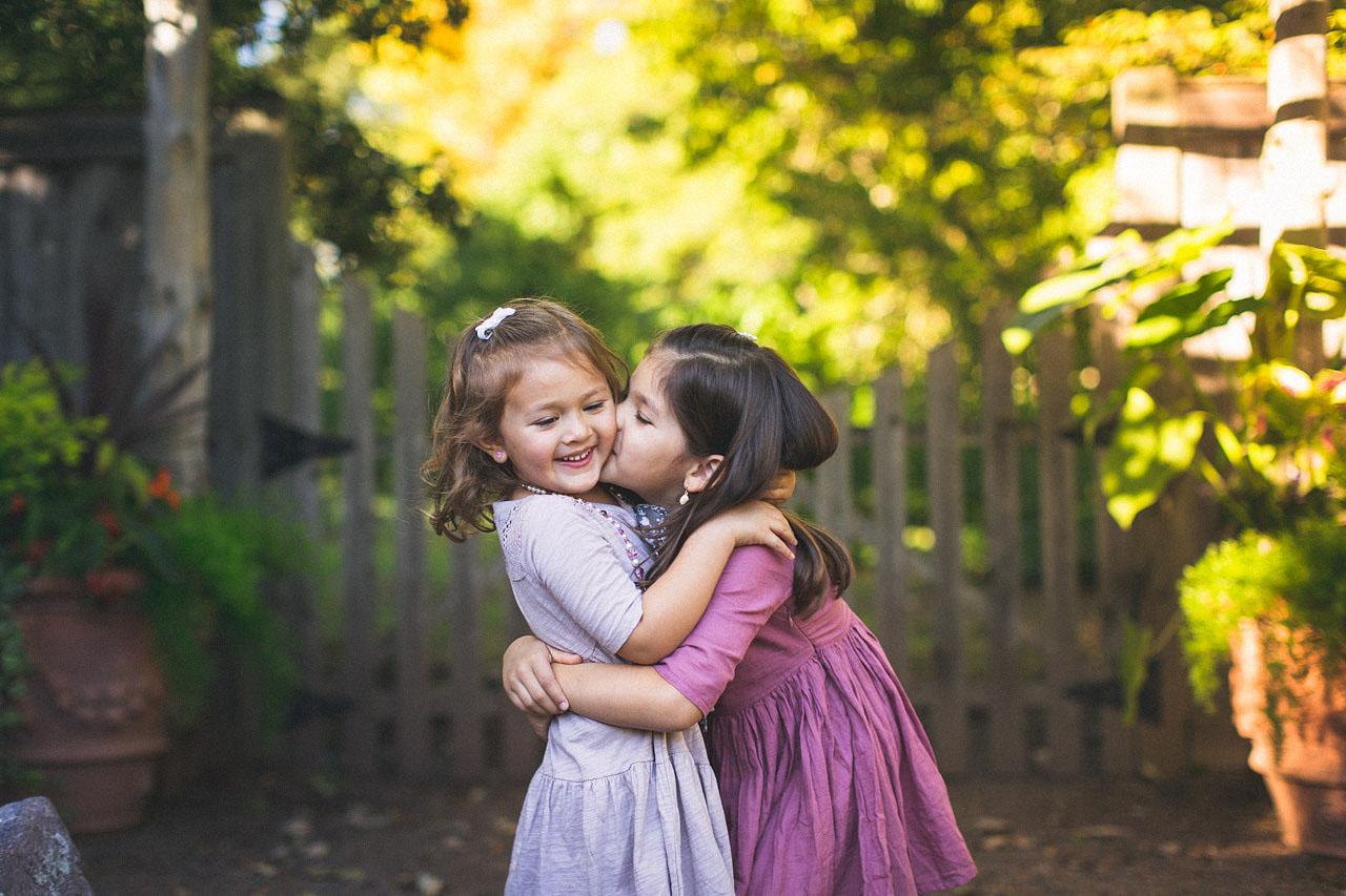 Sister Love Willowwood Arboretum