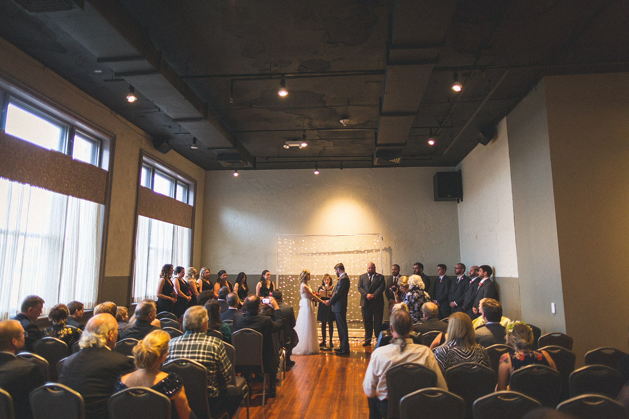 Wedding Allentown Brewworks