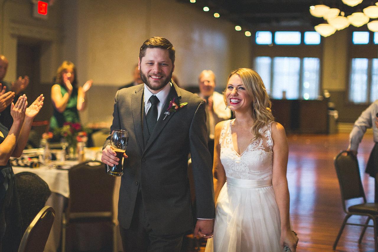 Allentown Brewworks Wedding Photography