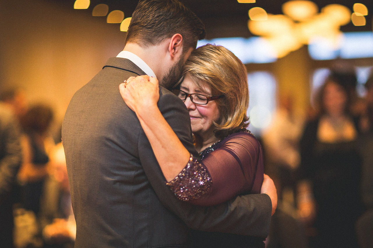 Dance with Mom