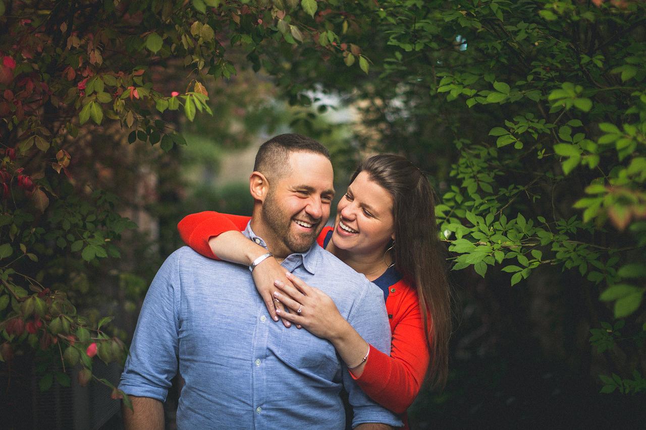 Montclair Engagement Photography