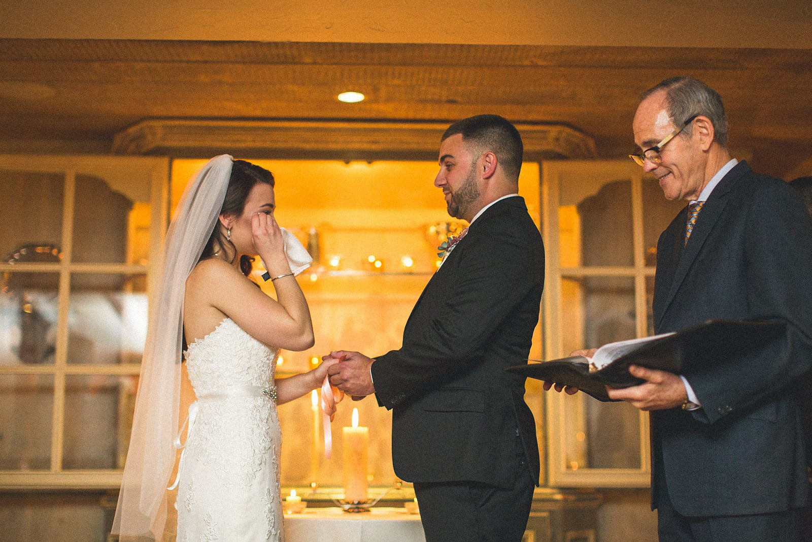 Tearful Vows