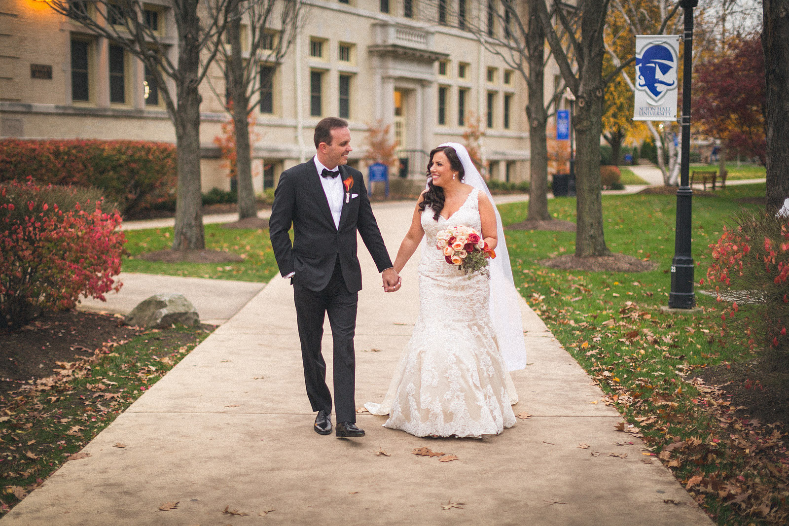 Seton Hall Wedding Photography