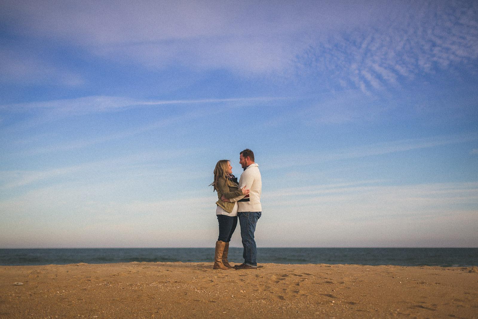 Asbury Park Engagement Photography