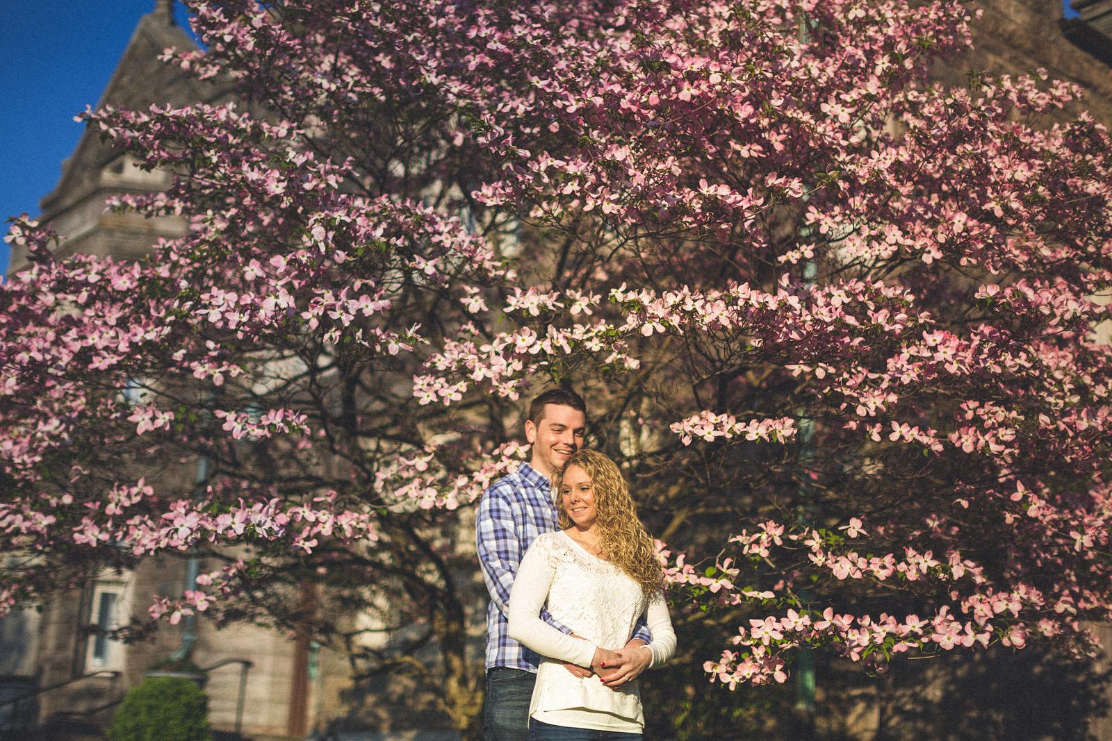 Spring Photos Morristown NJ