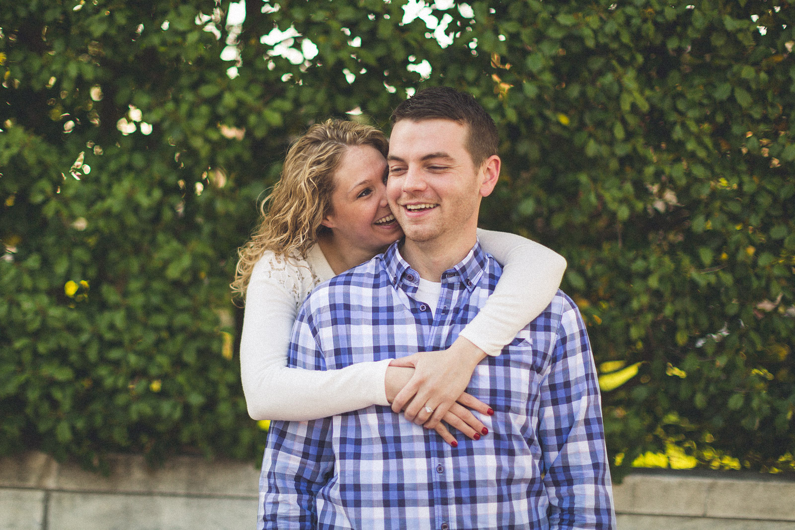 Jockey Hollow Engagement Photos