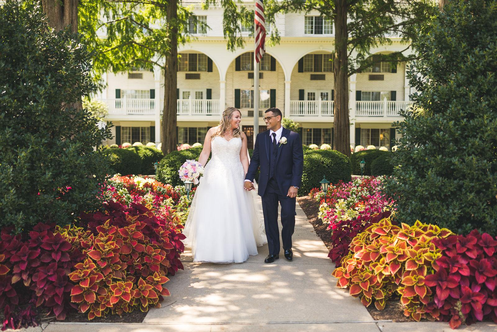 Madison Hotel Wedding Photographer