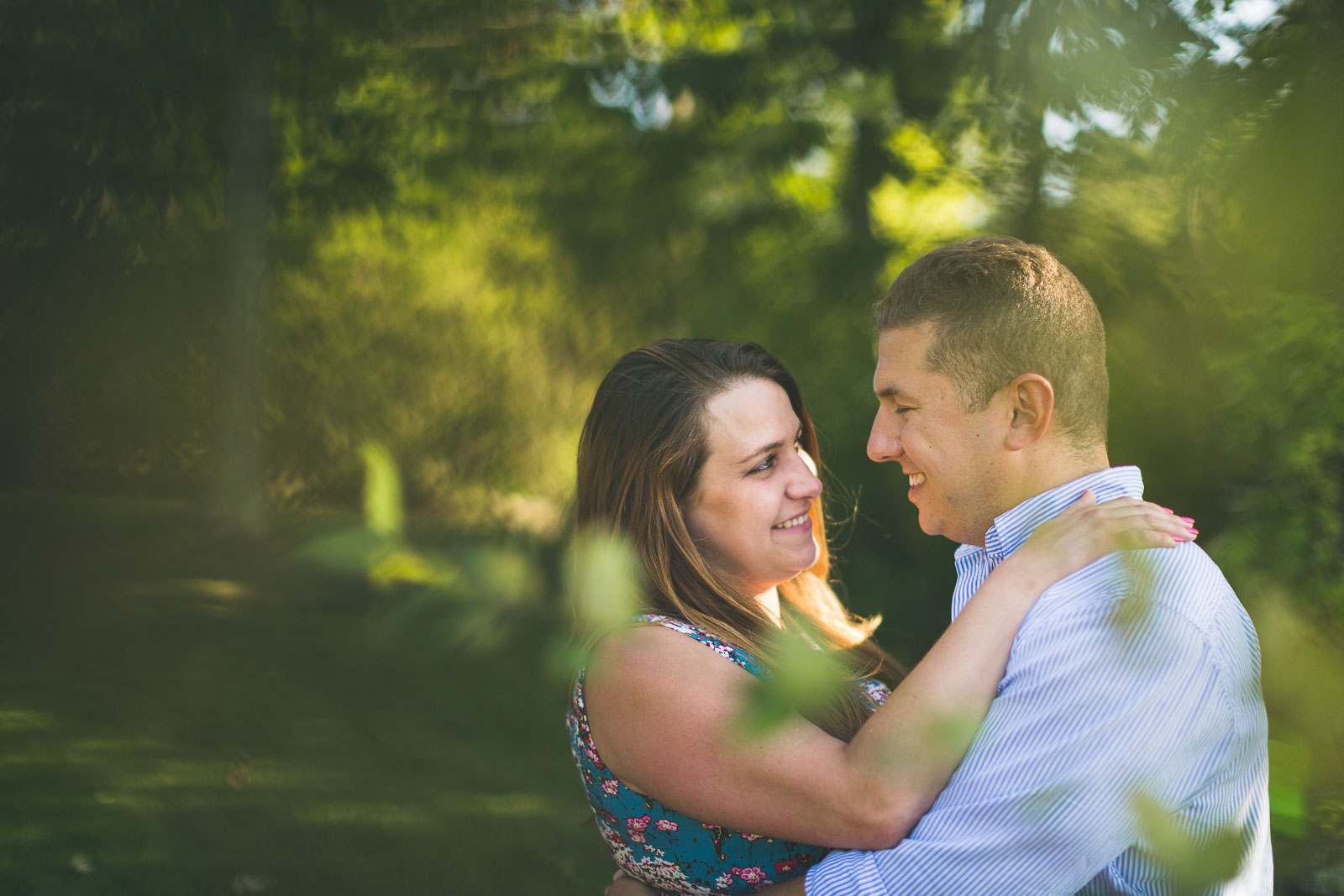 Sweet Engagement Photography
