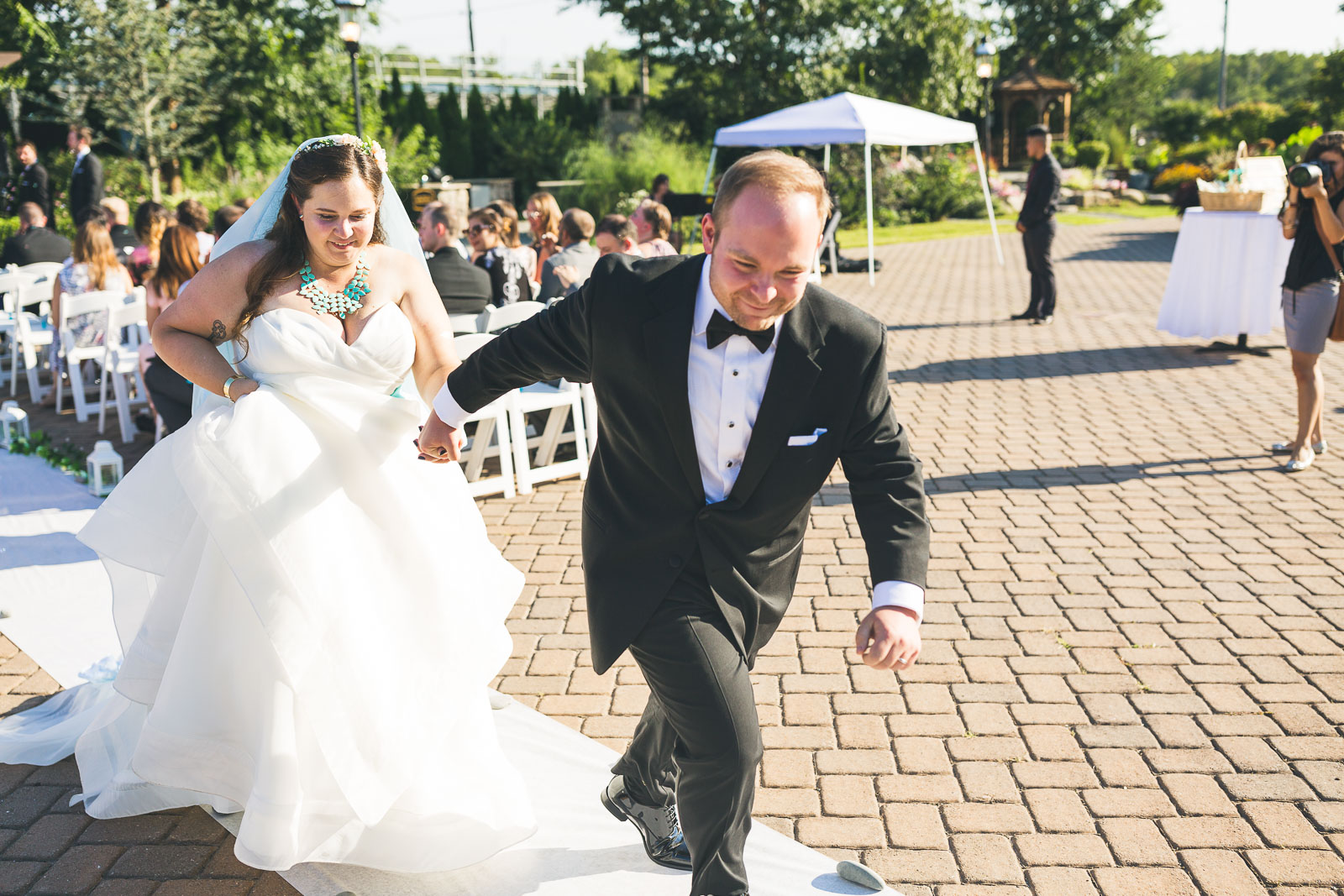 Sussex Conservatory Wedding Ceremony