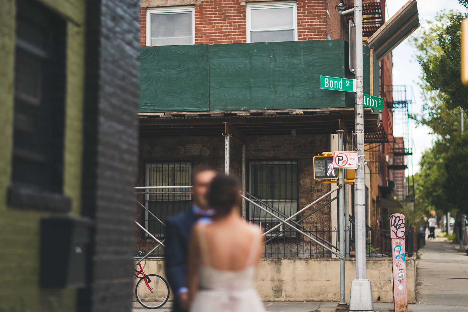 Bond and Union St Brooklyn