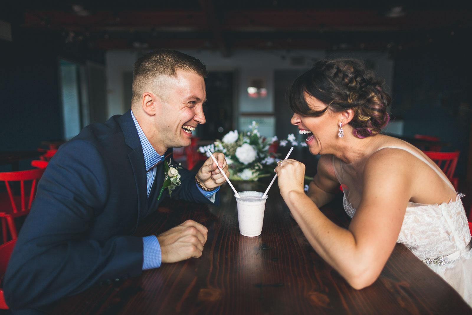 Brooklyn Milk Shake Wedding