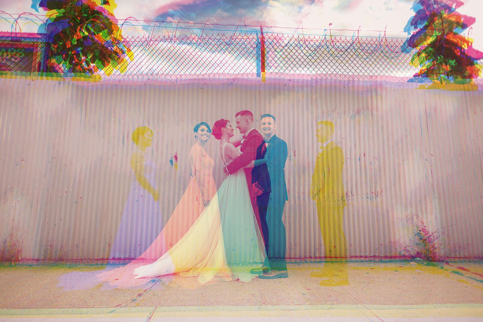 Creative Wedding Photography Brooklyn New York