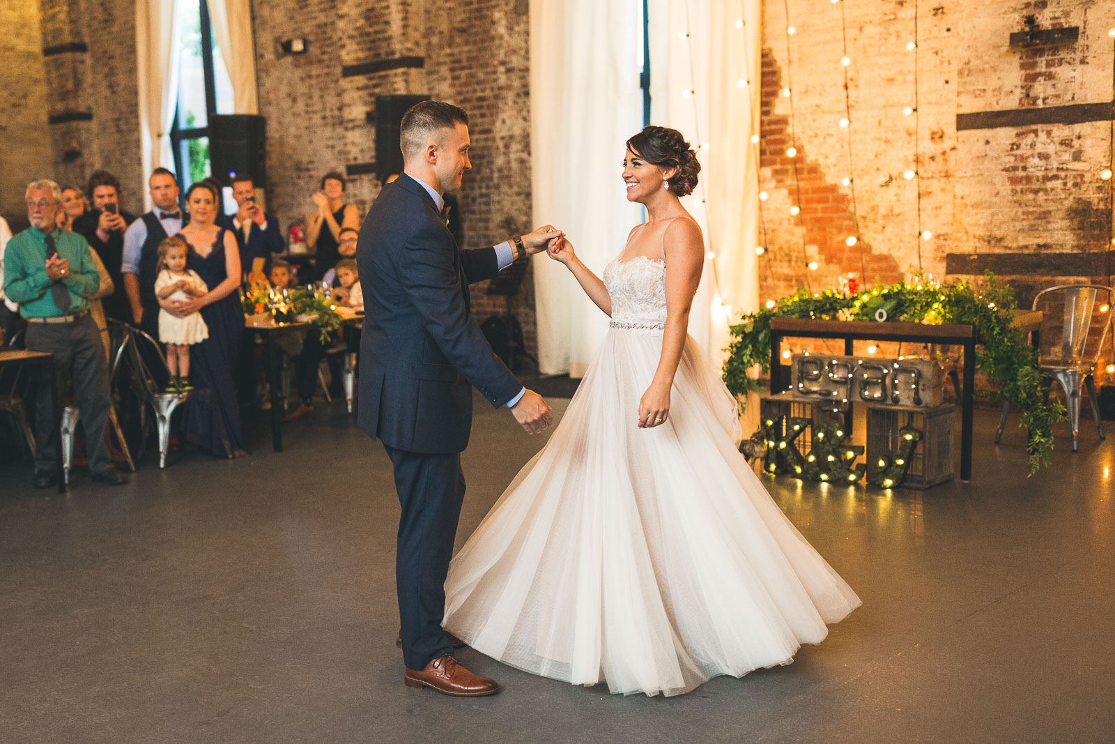 First Dance Green Building Brooklyn NY