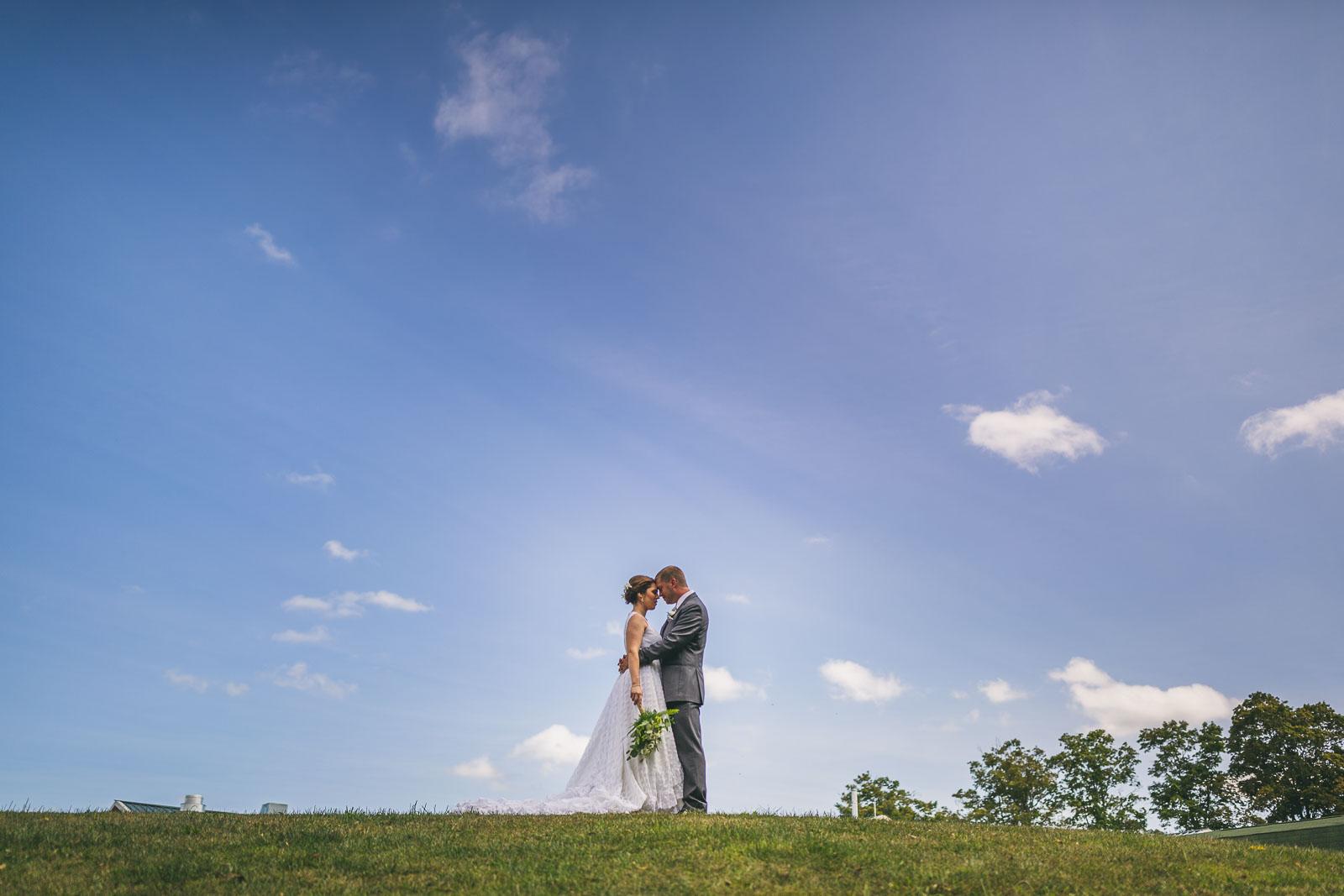 Great Meadows Wedding Photographer