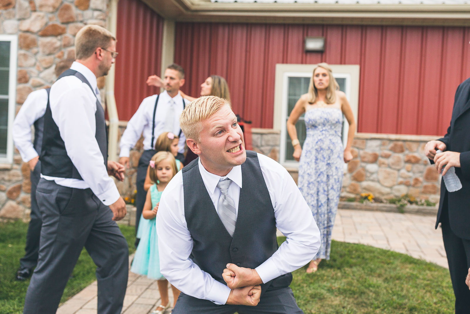 Great Meadows Wedding Photography