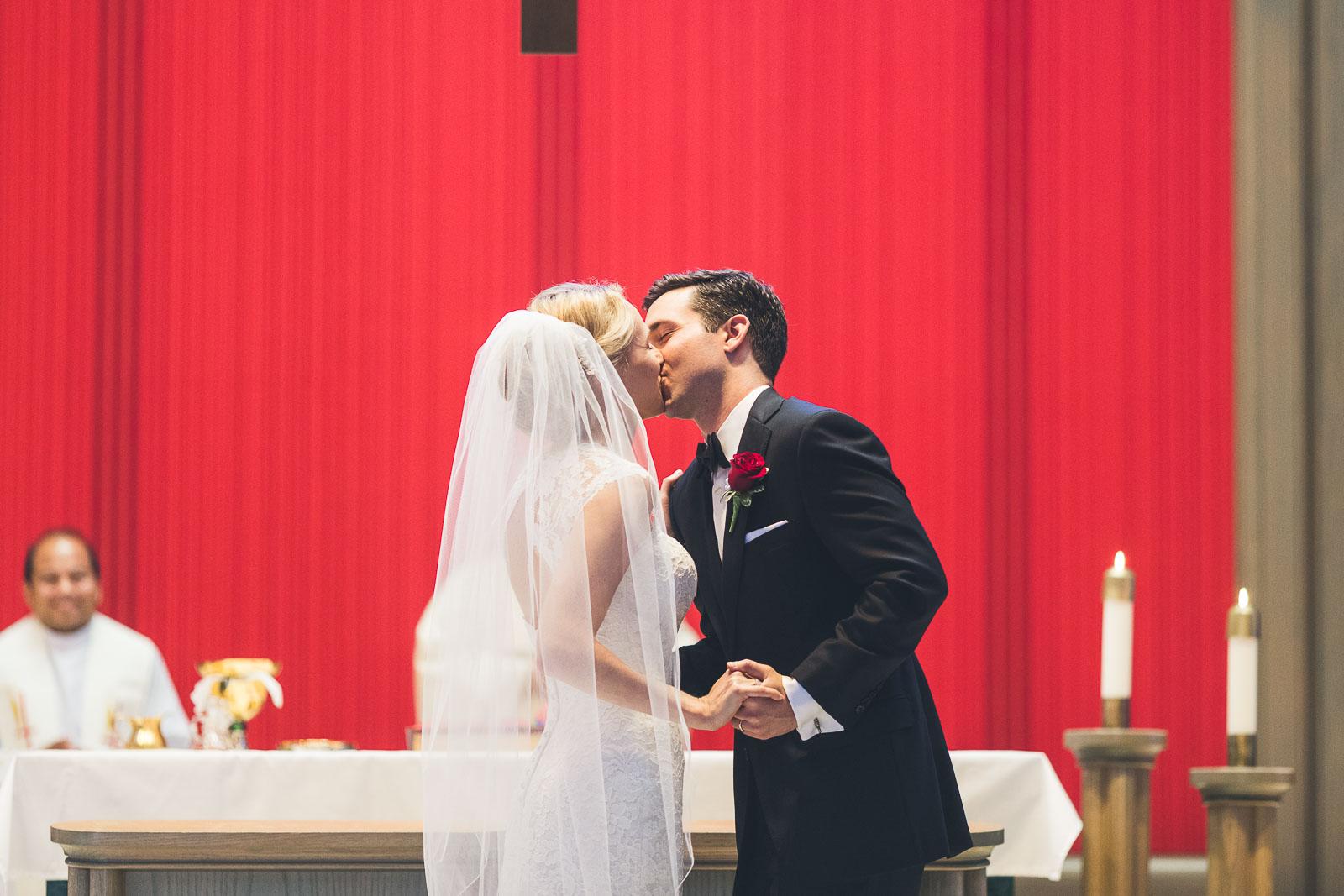 First Kiss Corpus Christi Church