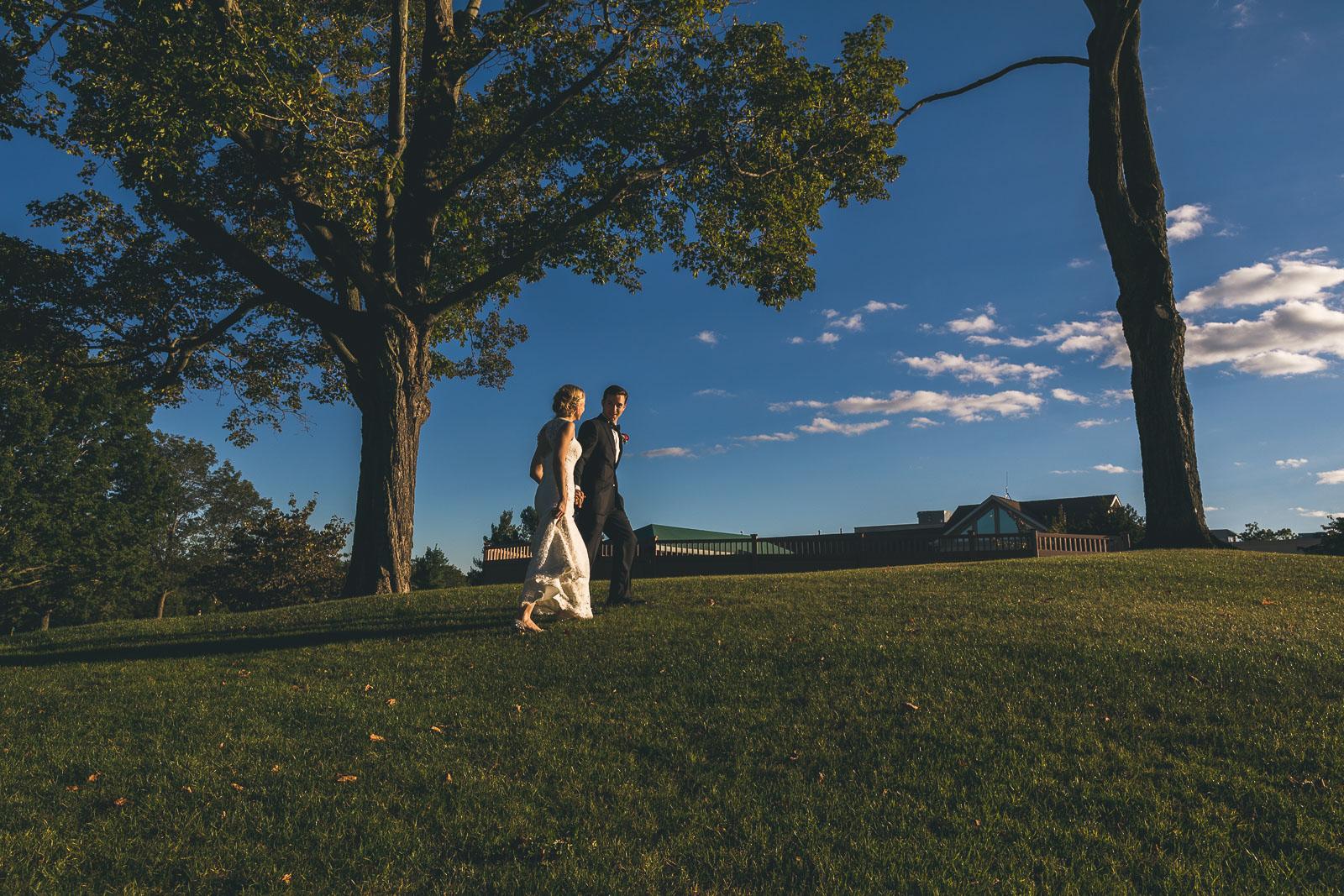 Brooklake Country Club Wedding Photography