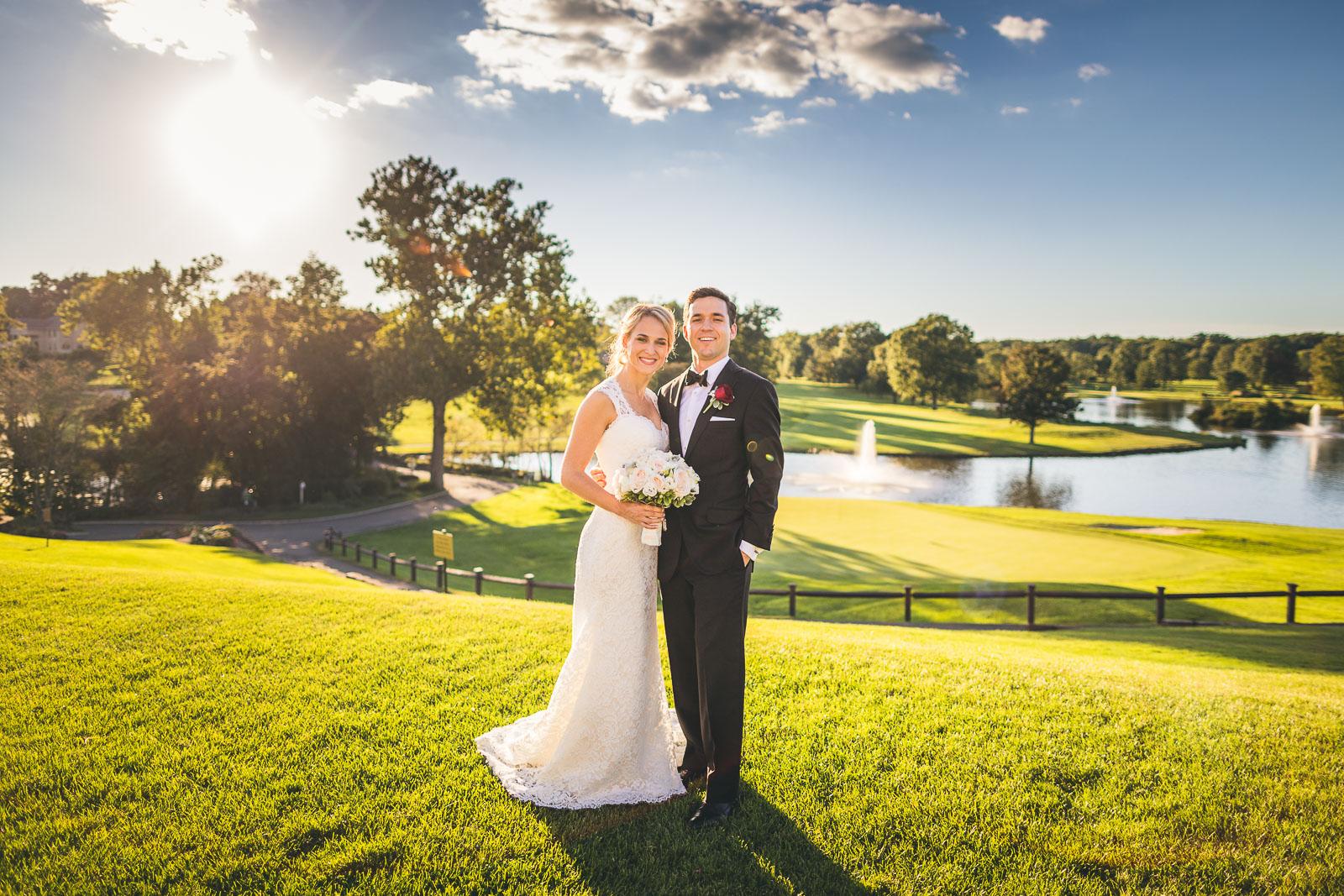Brooklake Country Club Wedding Photos