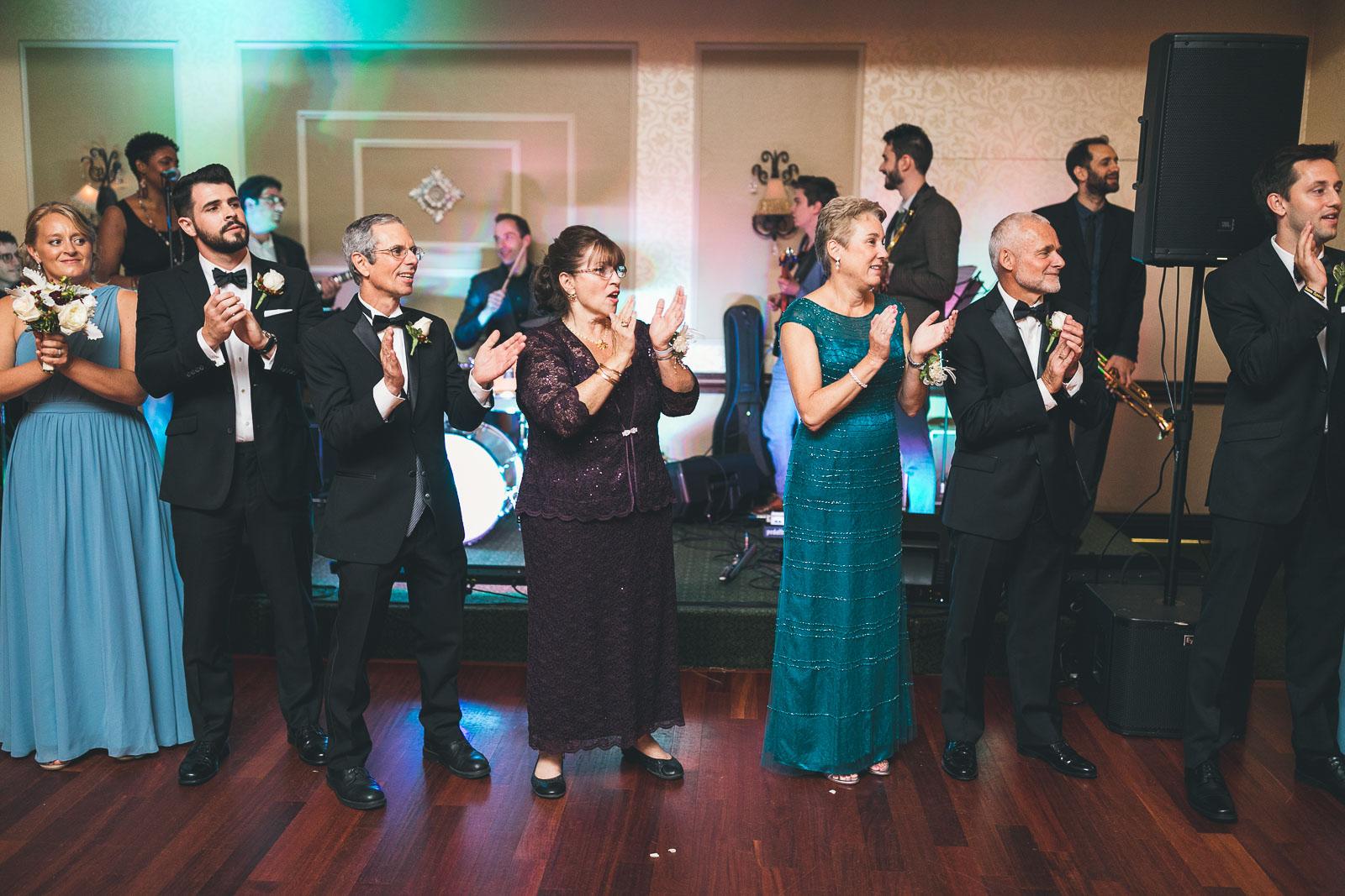 Wedding Reception Brooklake Country Club