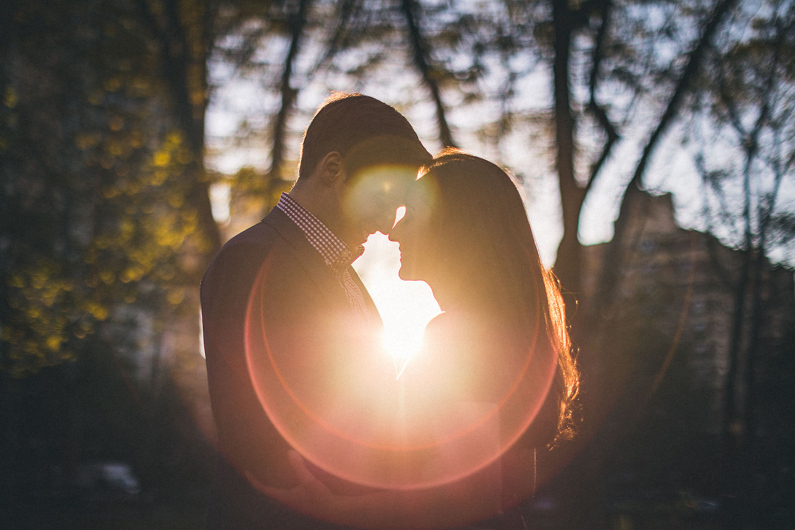Brooklyn Park Engagement Photography