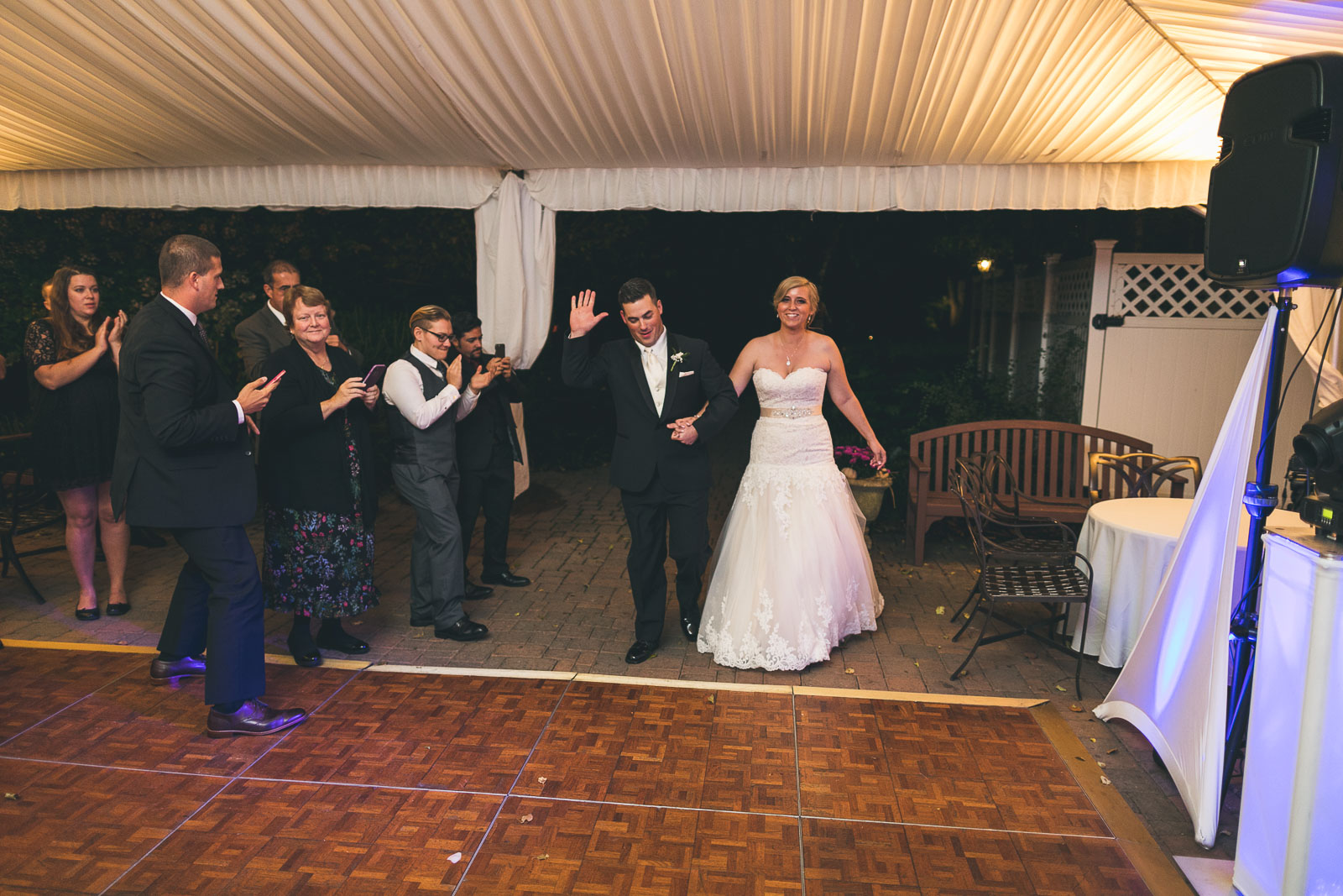 Wedding Introductions