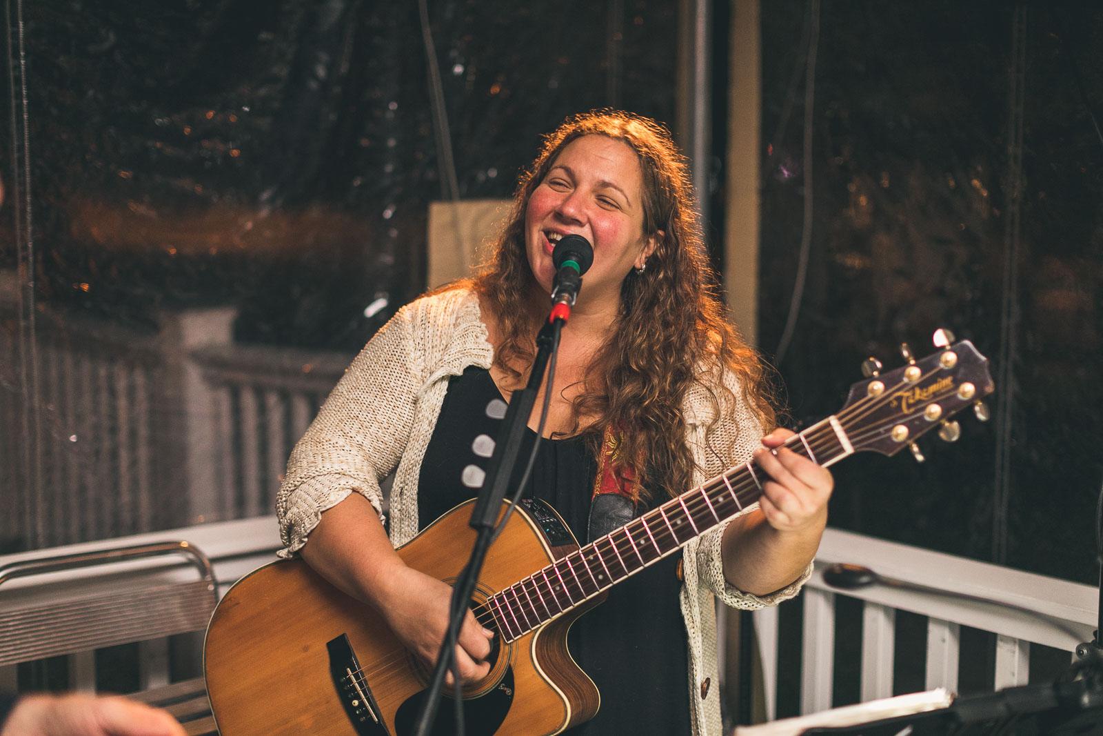 Gladstone Tavern Wedding Acoustic Performance