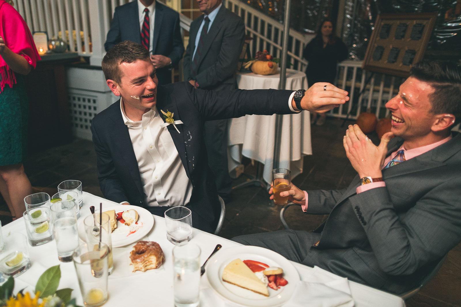 Gladstone Tavern Wedding