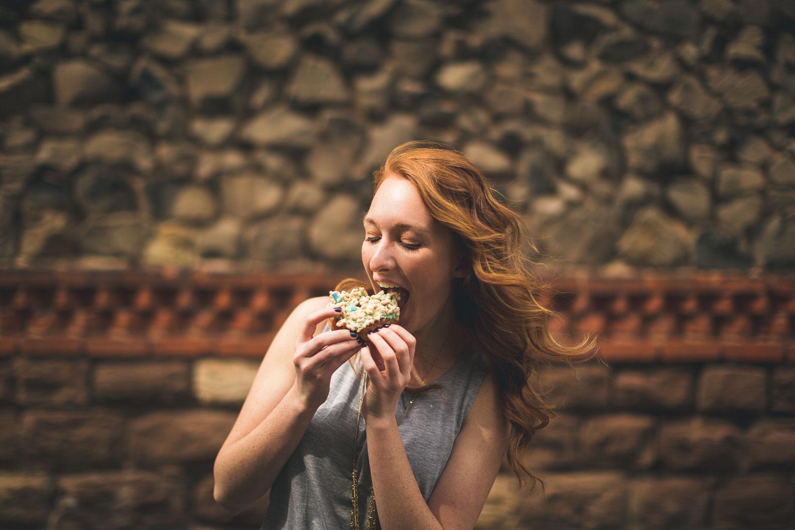 Montclair Doughnut Portraits