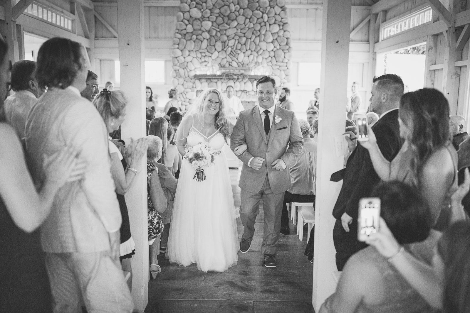 Bonnet Island Wedding