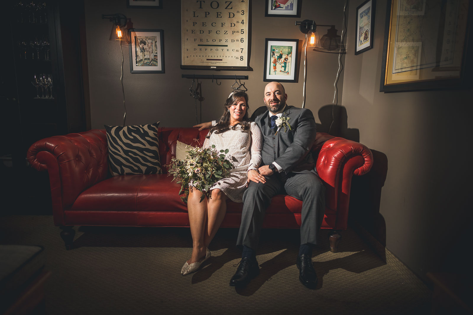 Creative Wedding Photography Jockey Hollow