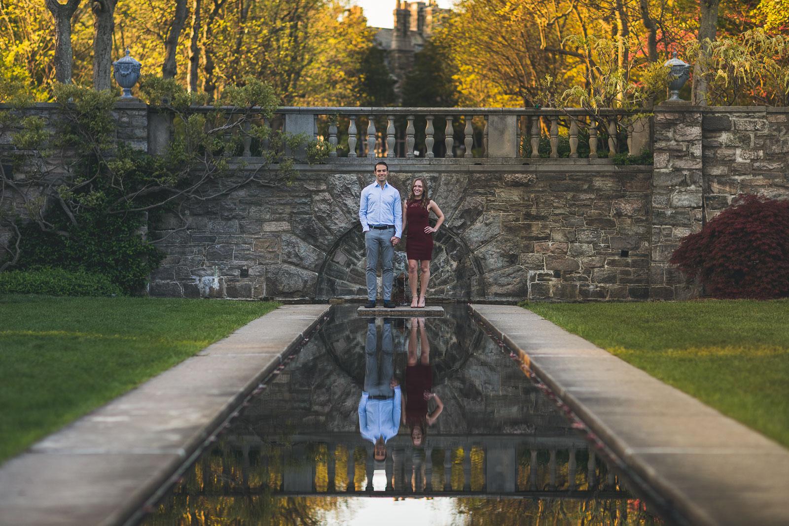 Creative Reflecting Pool Photography