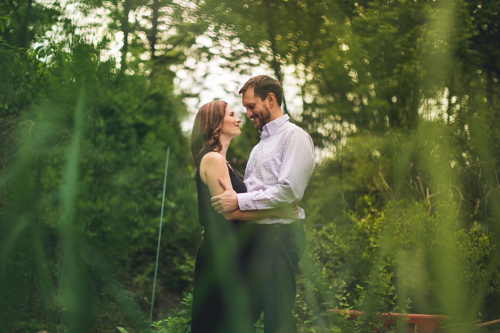 She Said Yes Engagement Photography