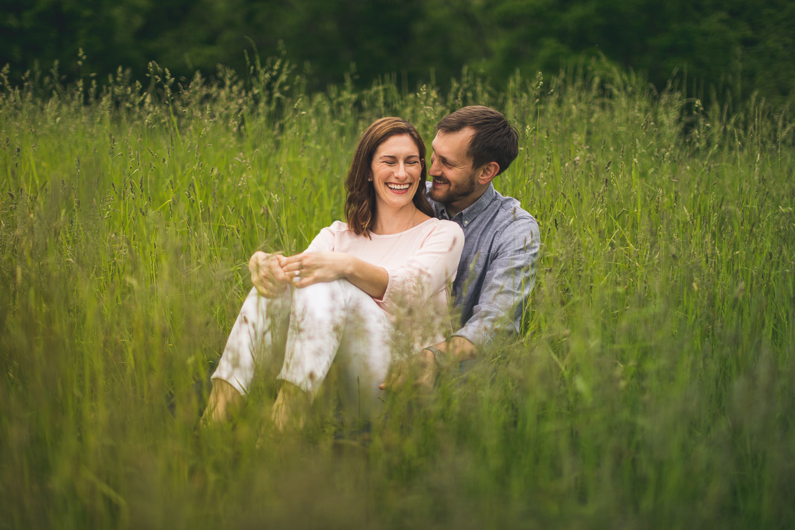 Morristown Engagement Photographer