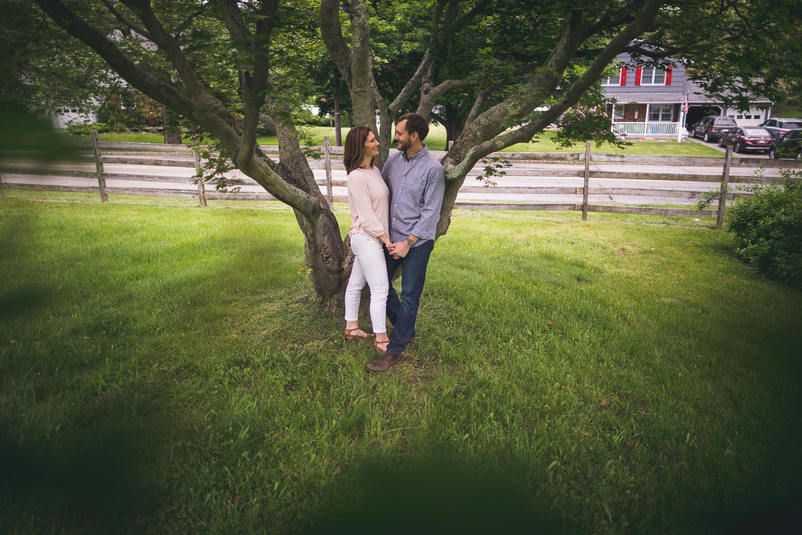 Morristown Engagement Photographer