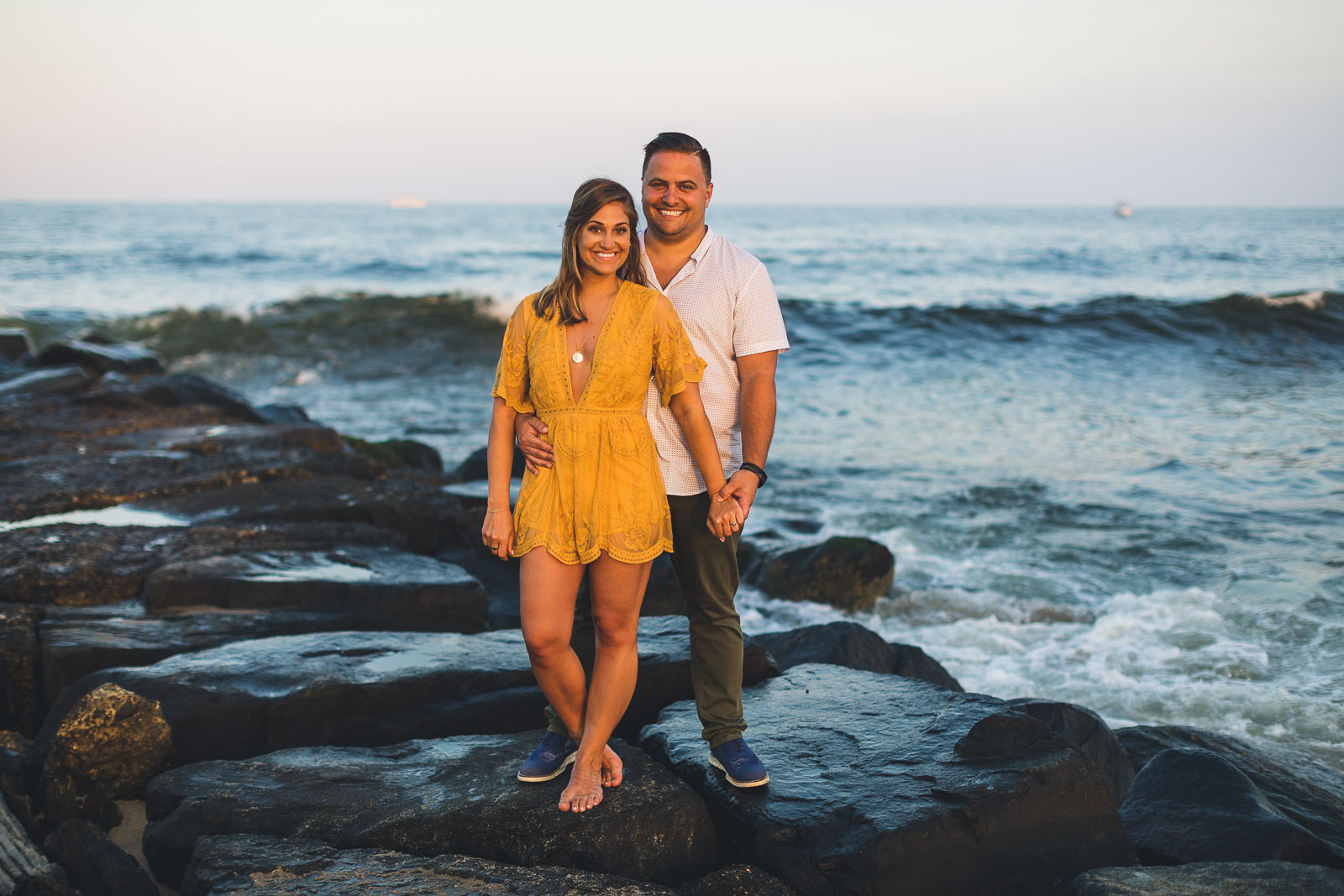 Engagement Photography Asbury Park