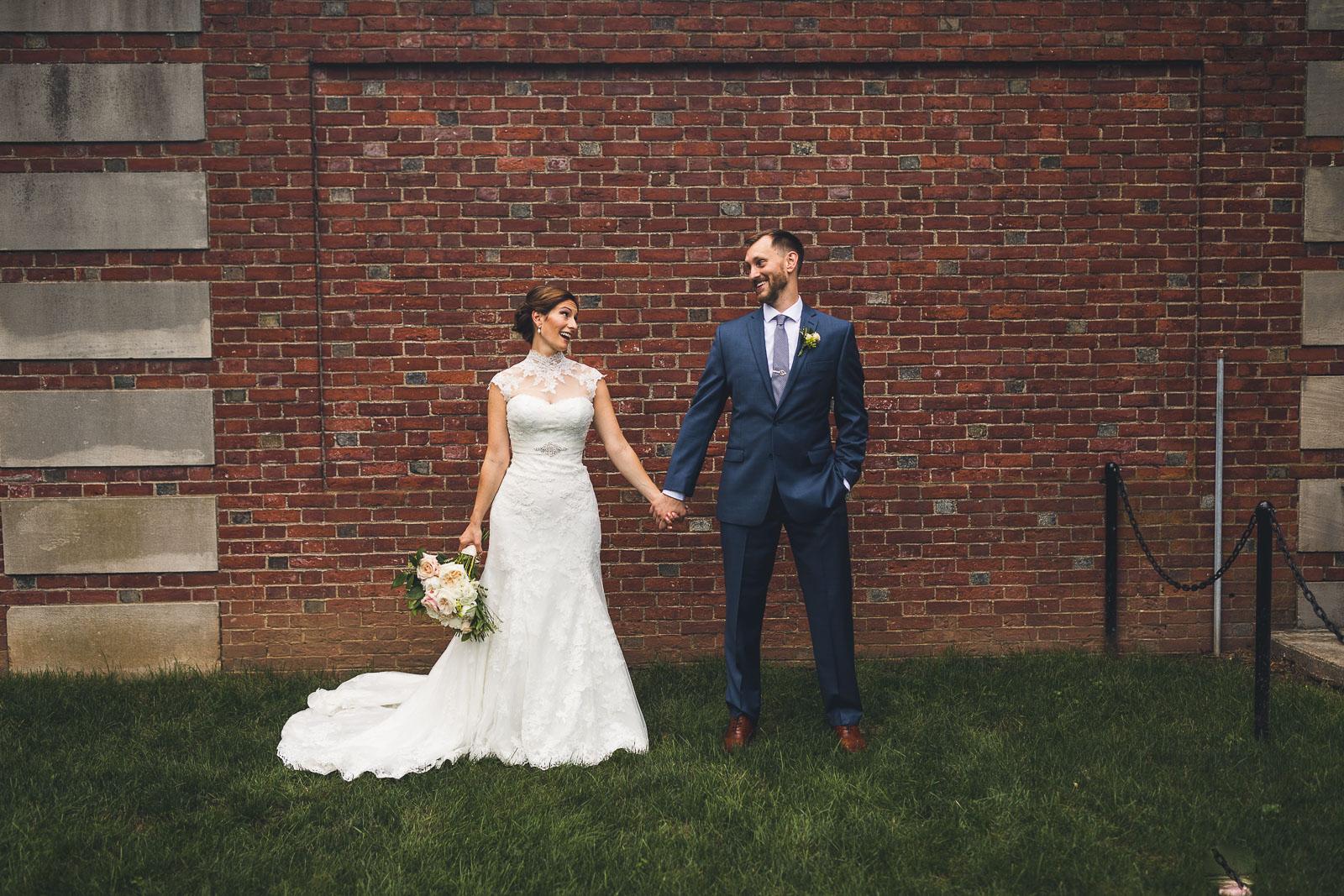 Wedding Portraits Fairleigh Dickinson University