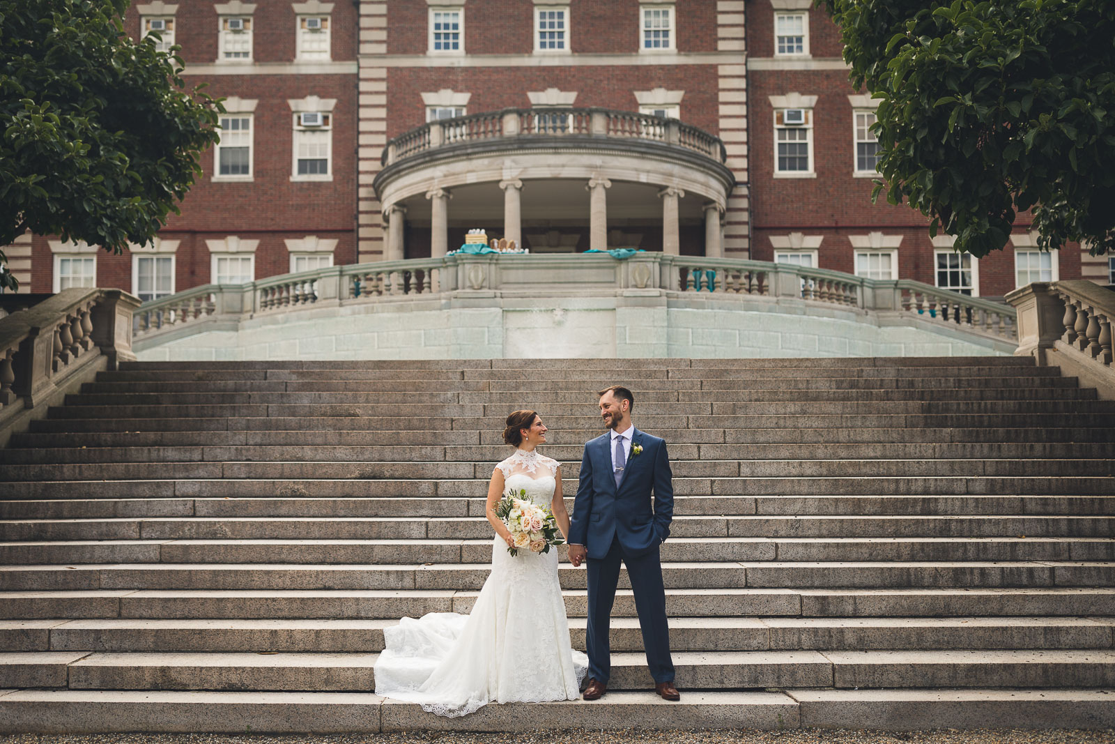 Wedding Photography Fairleigh Dickinson University
