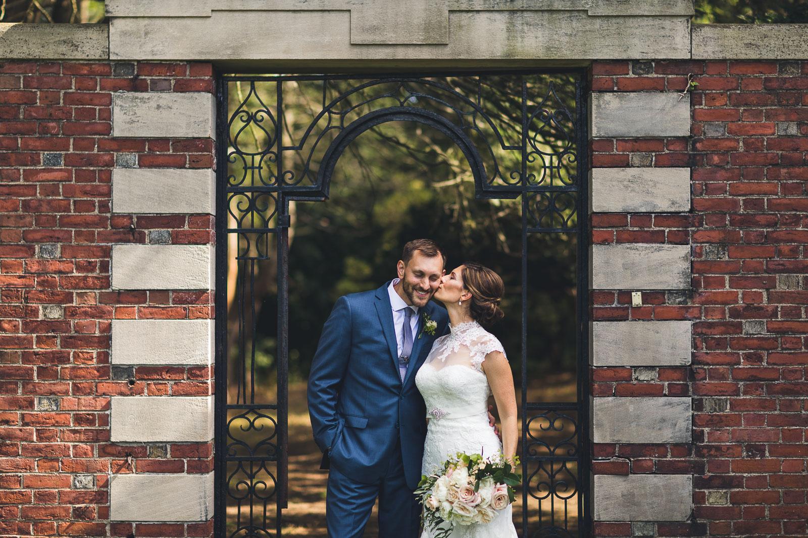 Wedding Portrait Madison New Jersey